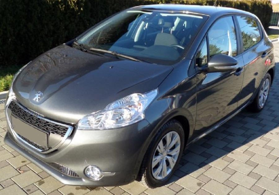 Peugeot 208 2012 - Cars evolution
