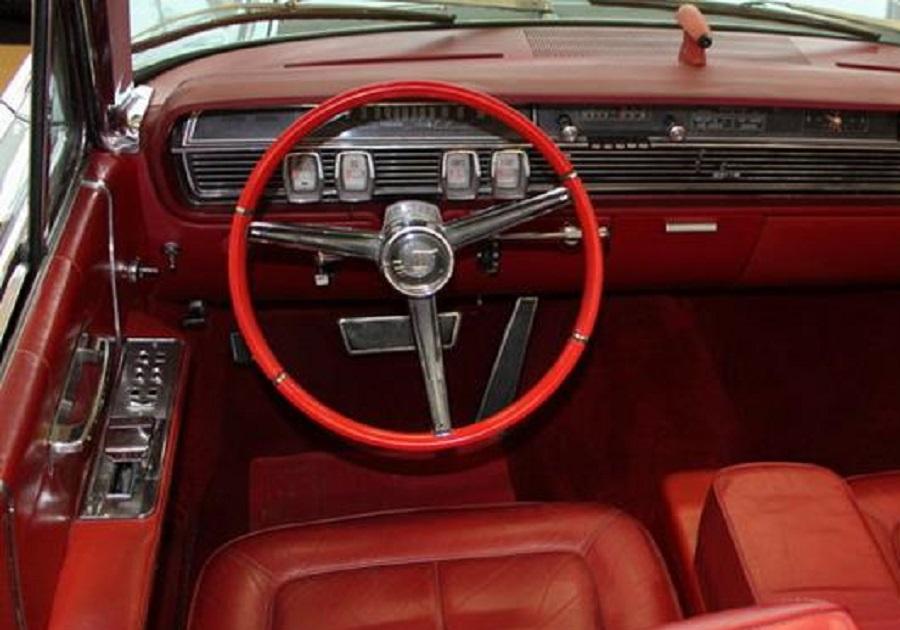 Lincoln Continental 1964 Cars Evolution