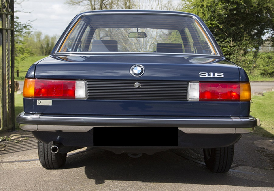 BMW 3 Series 1975 - Cars evolution