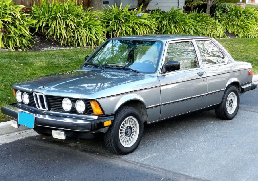 BMW 3 Series 1982 - Cars evolution