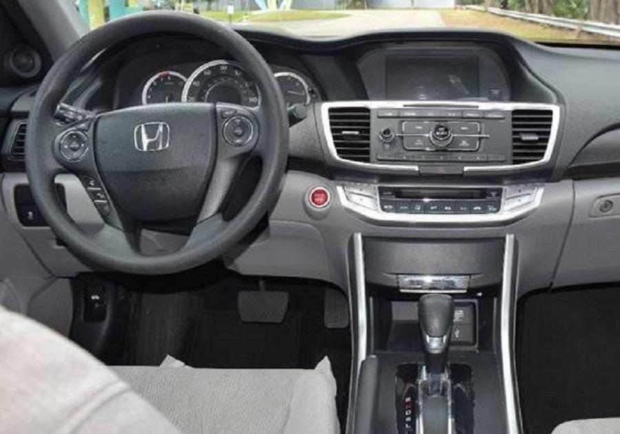 Honda Accord 2013 Interior
