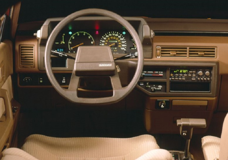 Toyota Camry 1983 Cars Evolution