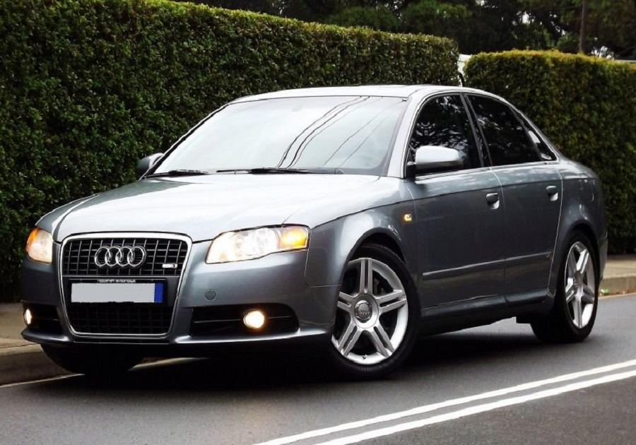 Audi A4 2004 - Cars evolution