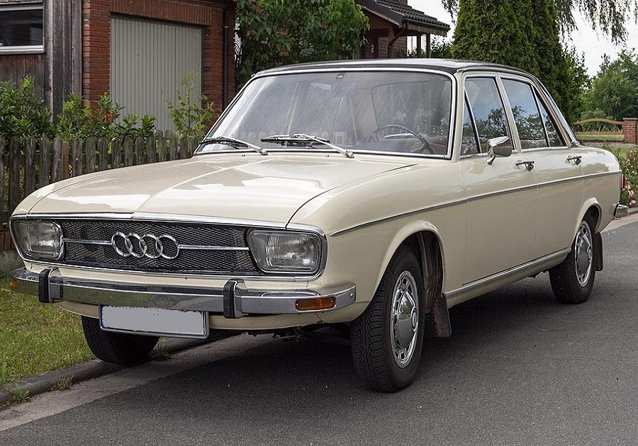 Audi 100 1968 - Cars evolution