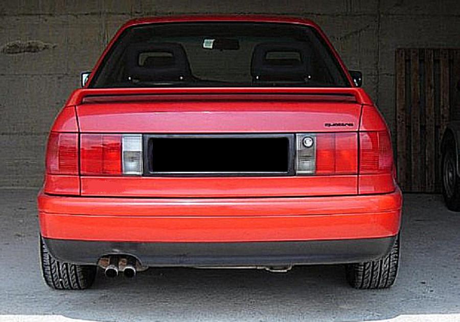 Audi 80 1991 - Cars evolution