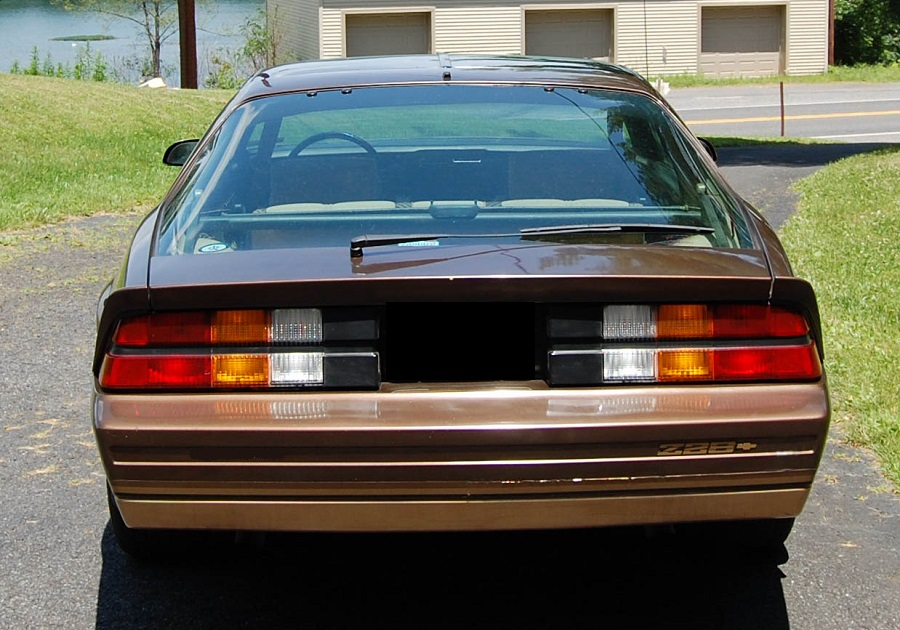 Chevrolet Camaro 1982