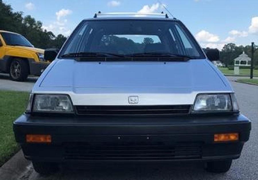 Honda Civic 1983 - Cars evolution