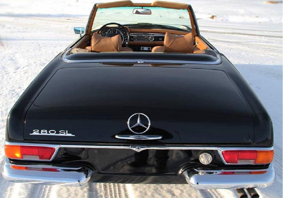 Mercedes-Benz SL-Class 1963