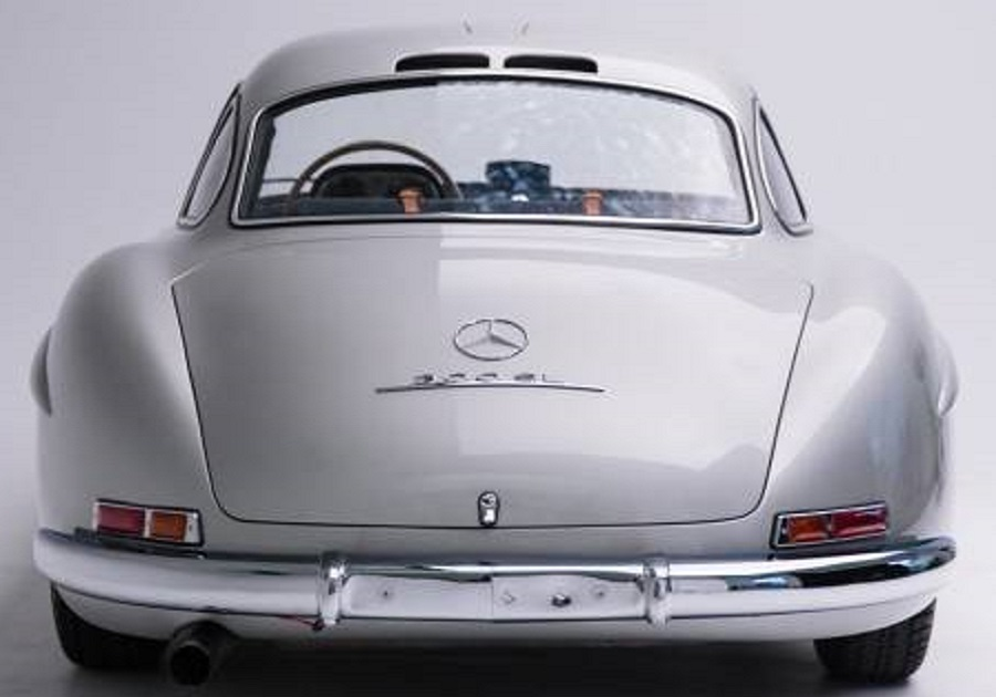 Mercedes-Benz SL-Class 1954