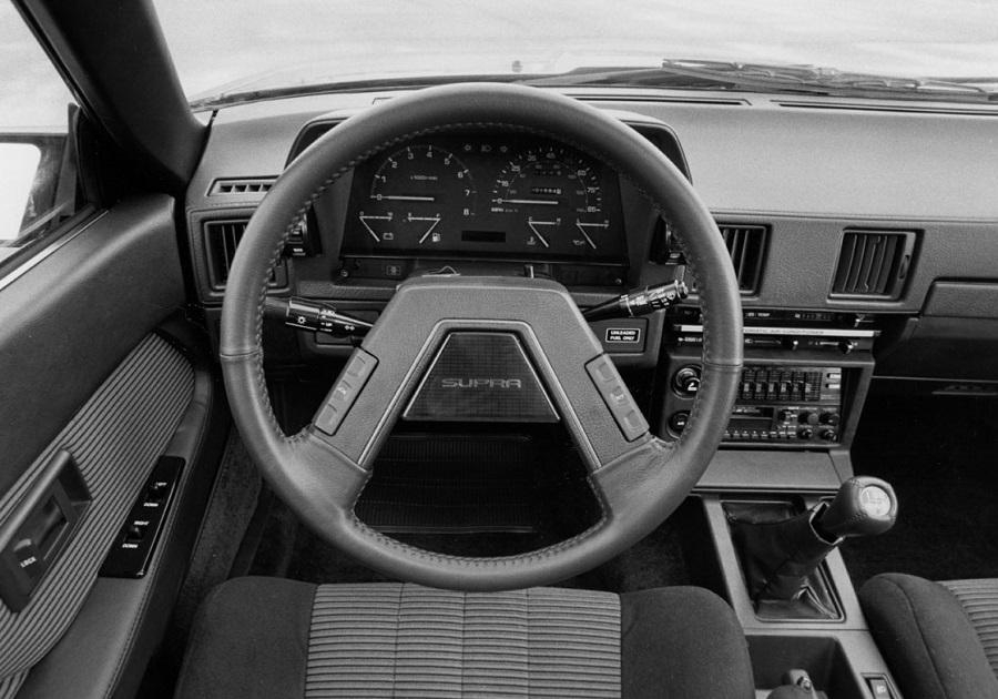 Toyota Supra 1981