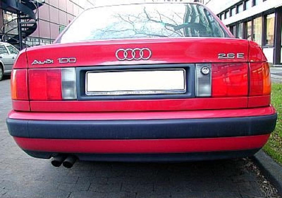 Audi 100 1990 - Cars evolution