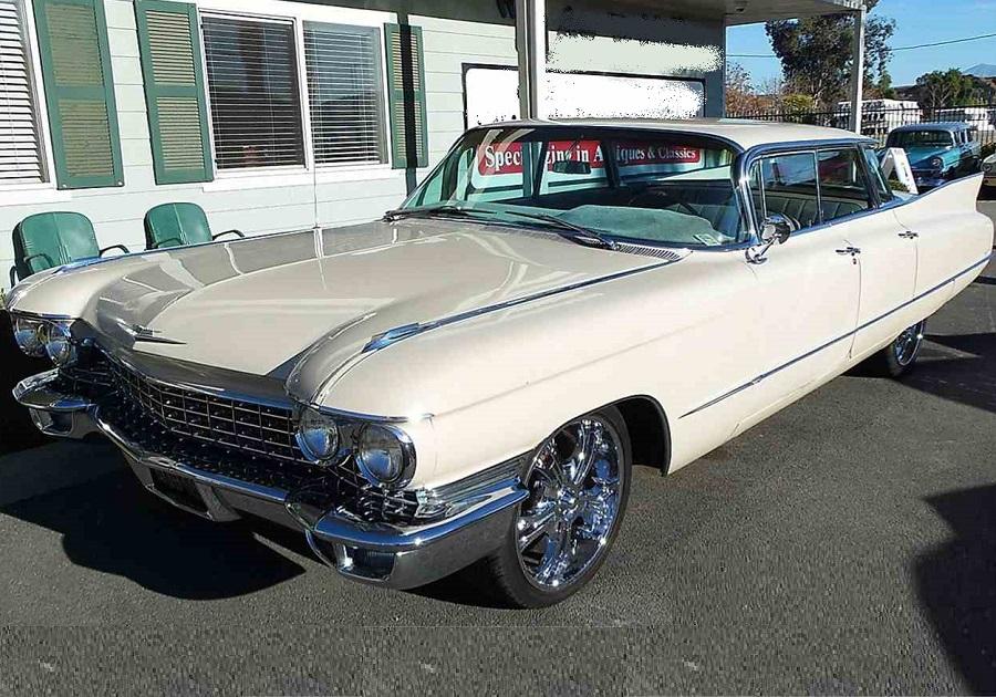 Cadillac DeVille 1960