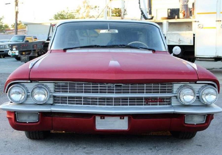 Cadillac DeVille 1962