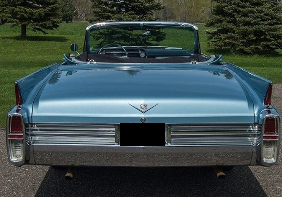 Cadillac DeVille 1963