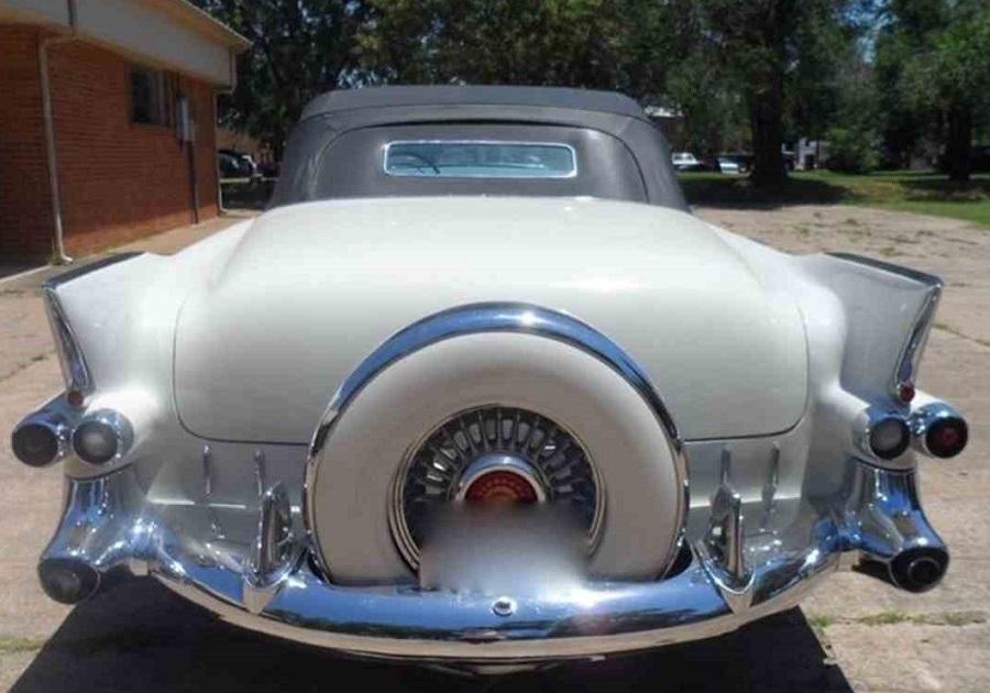 Cadillac Eldorado 1955