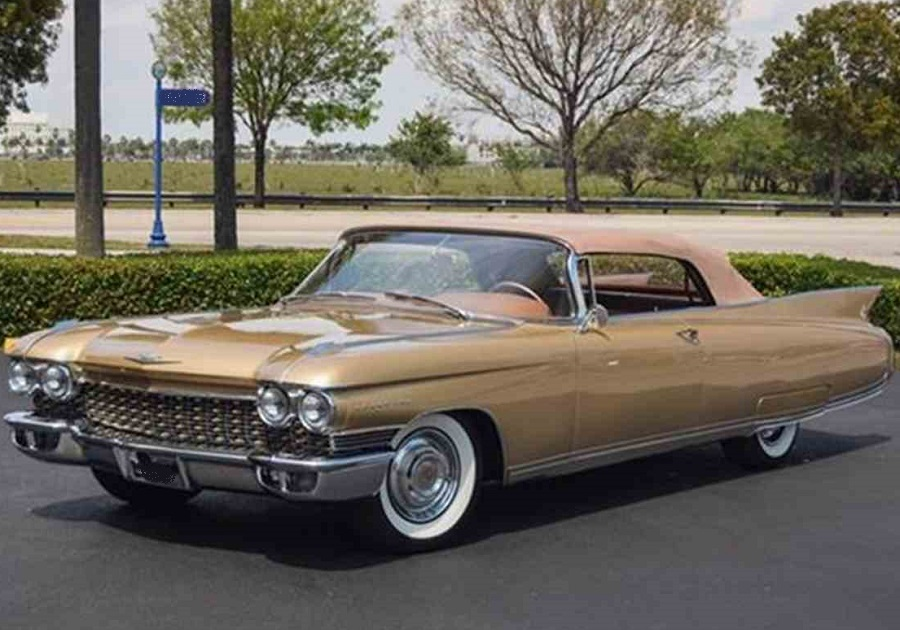 Cadillac Eldorado 1960