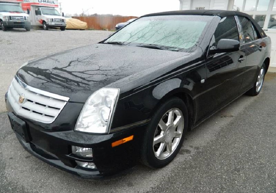 Cadillac Sts 2005 Cars Evolution