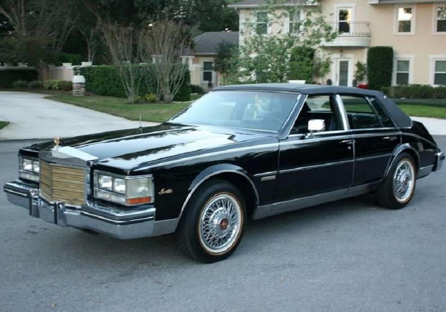 Cadillac Seville 1980