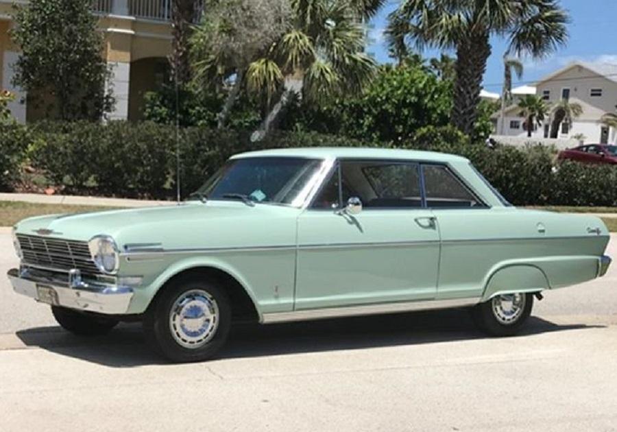 Chevrolet Nova 1962