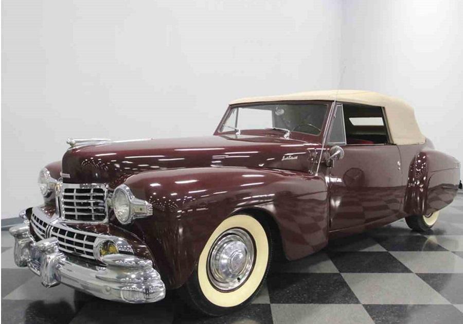 Lincoln Continental 1946
