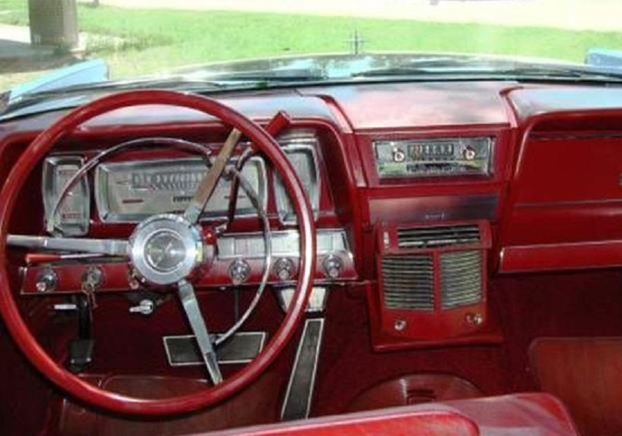Lincoln Continental 1961