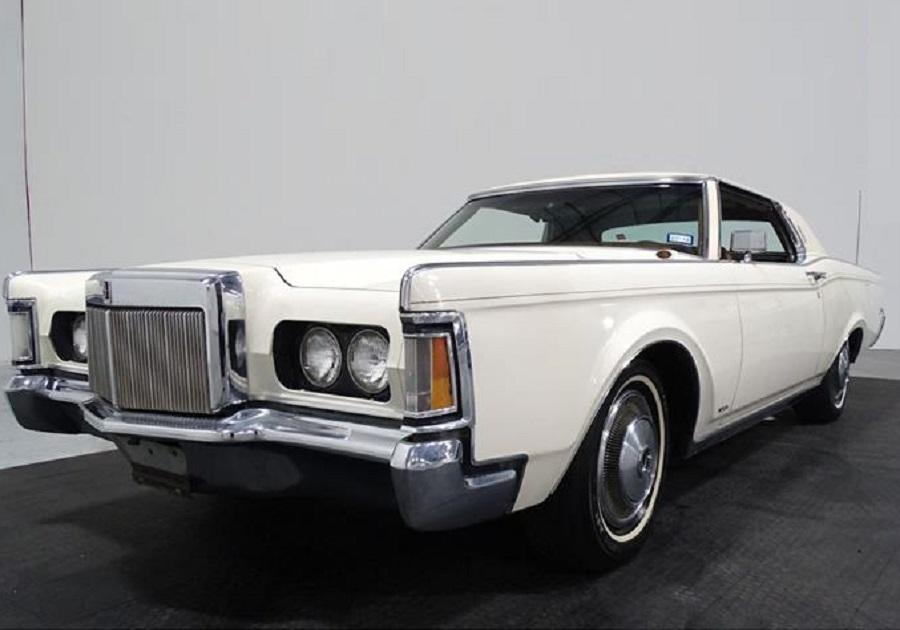 Lincoln Continental 1970