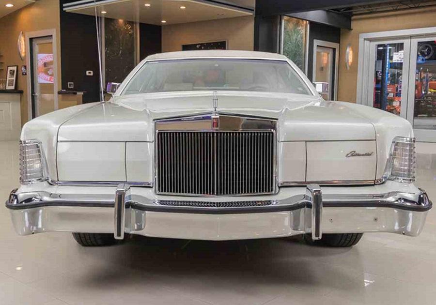 Lincoln Continental 1974
