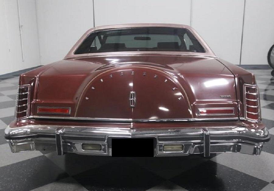 Lincoln Continental 1977