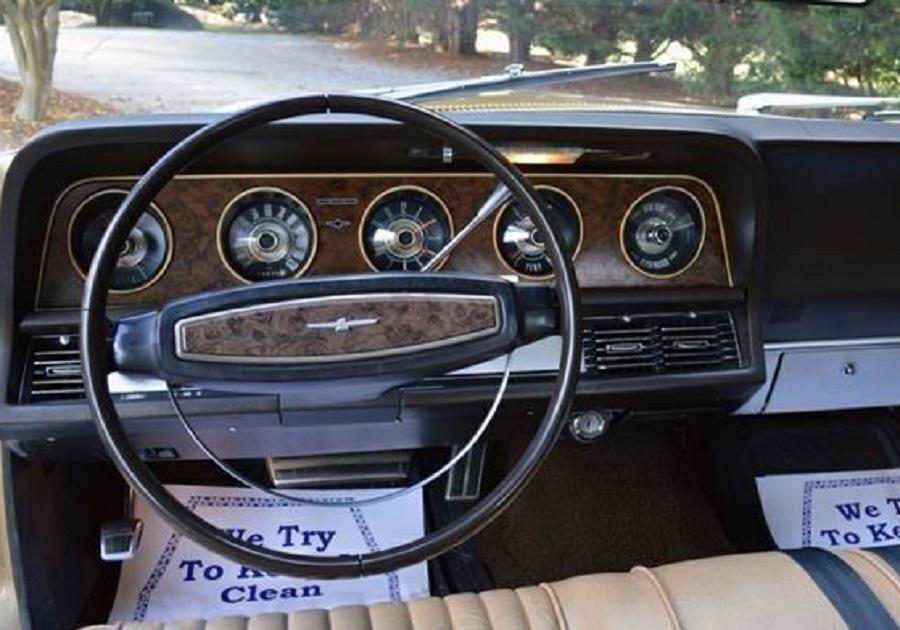Ford Thunderbird 1968