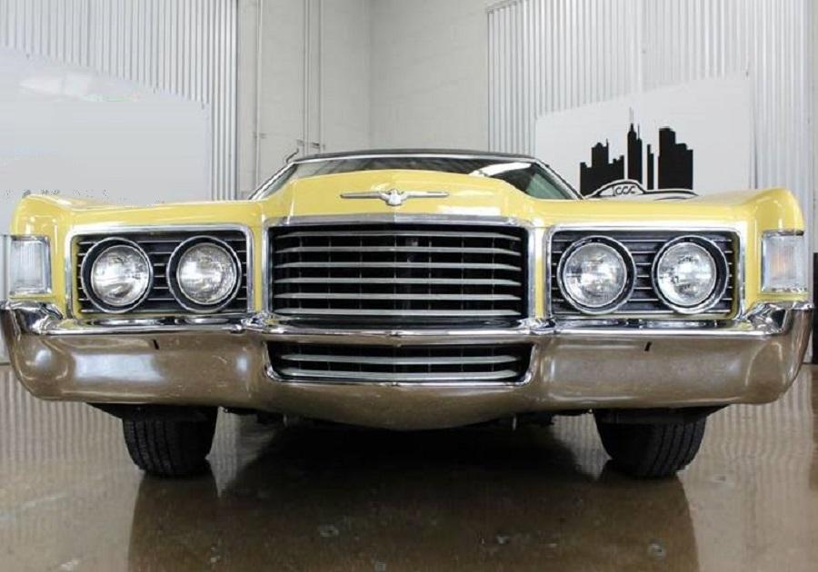 Ford Thunderbird 1972