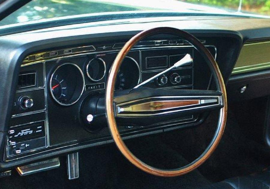 Ford Thunderbird 1973
