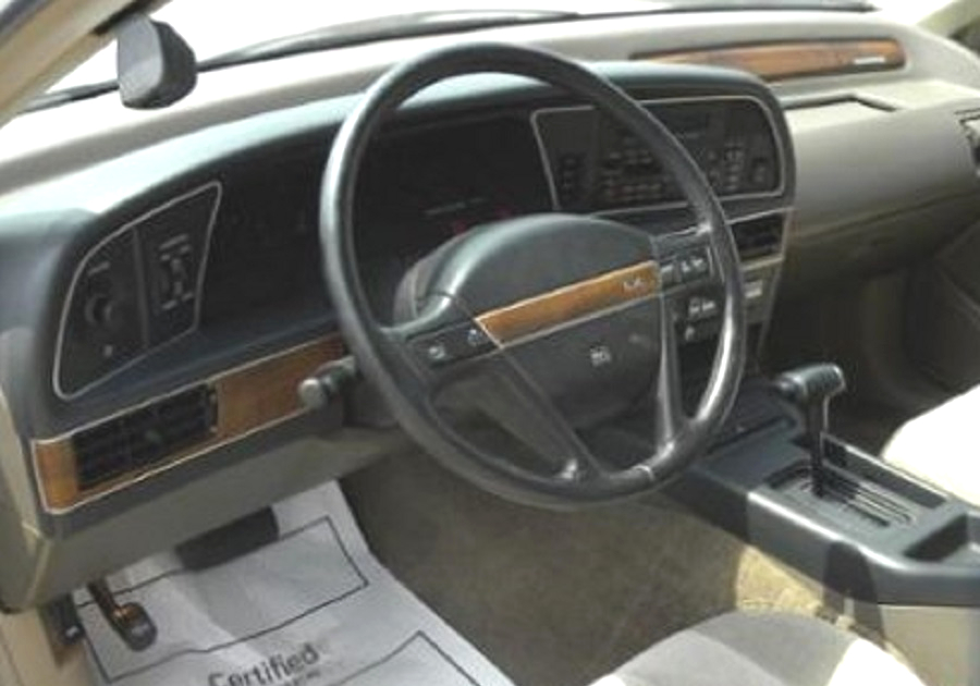 Ford Thunderbird 1989