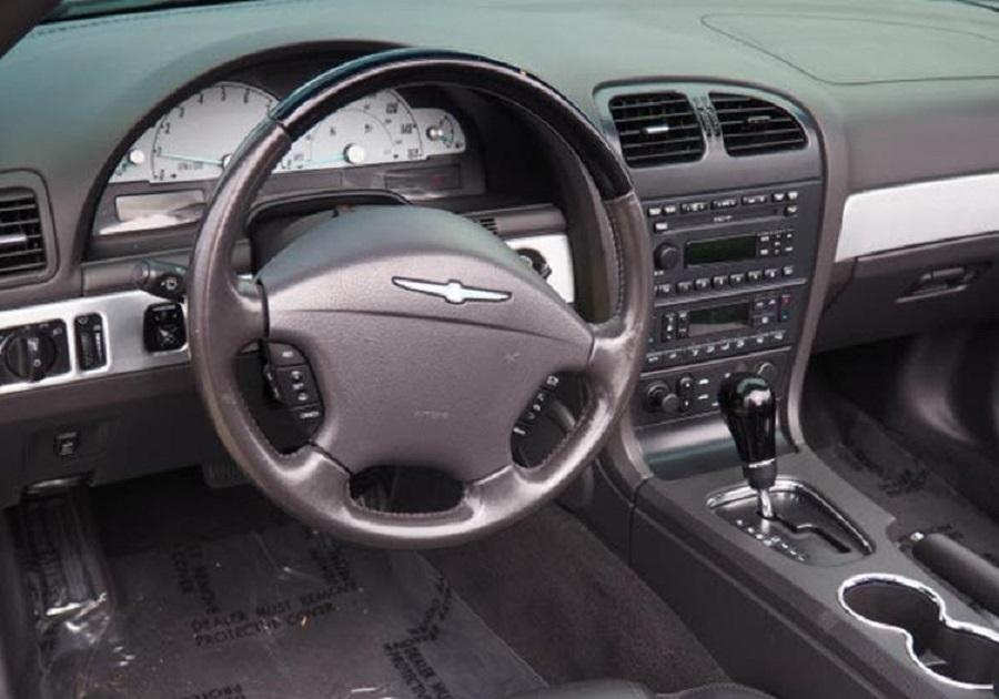 Ford Thunderbird 2002