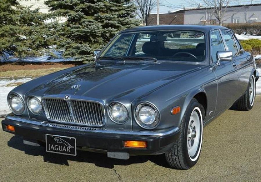 Jaguar XJ 1986 - Cars evolution