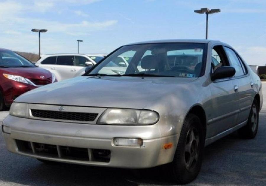 Nissan Altima 1992