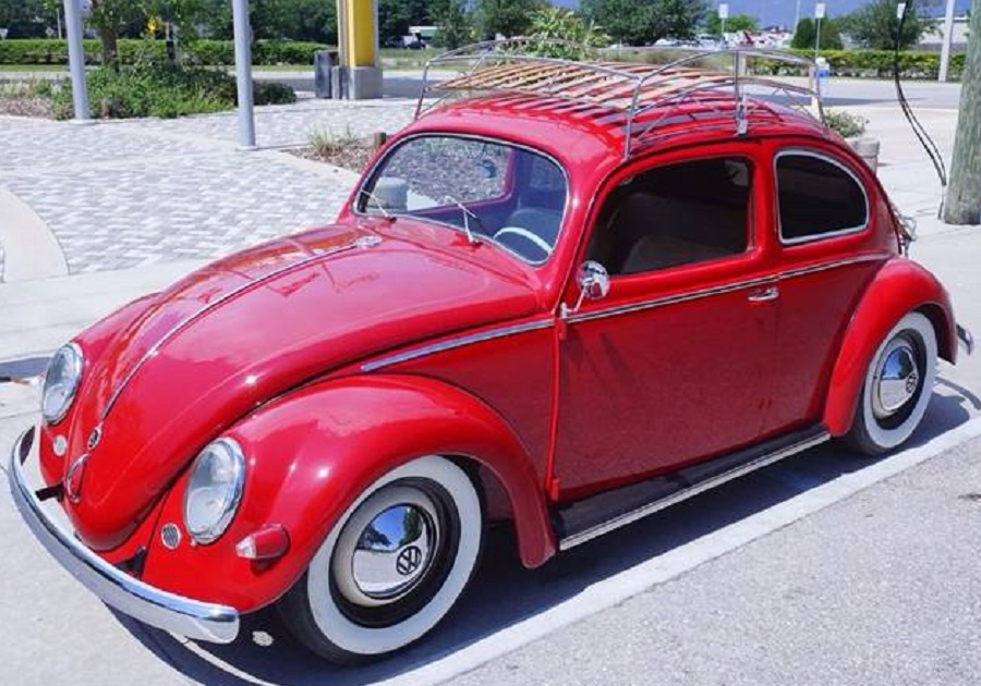 Volkswagen Beetle 1955