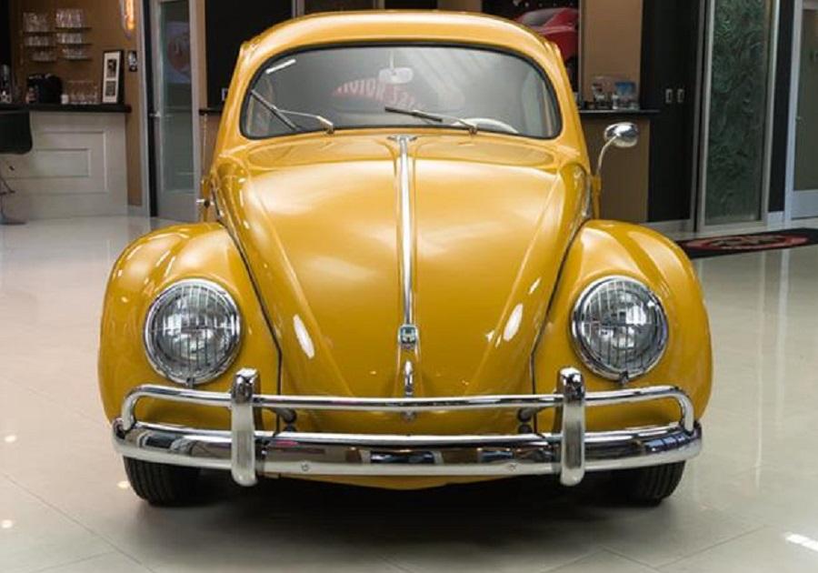 Volkswagen Beetle 1956