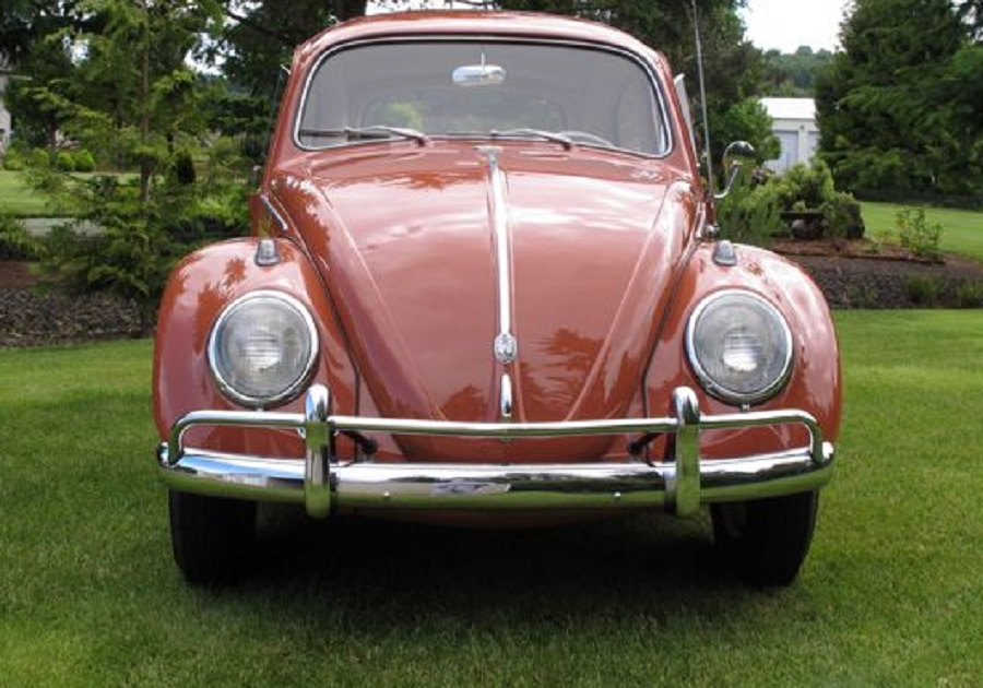 Volkswagen Beetle 1958