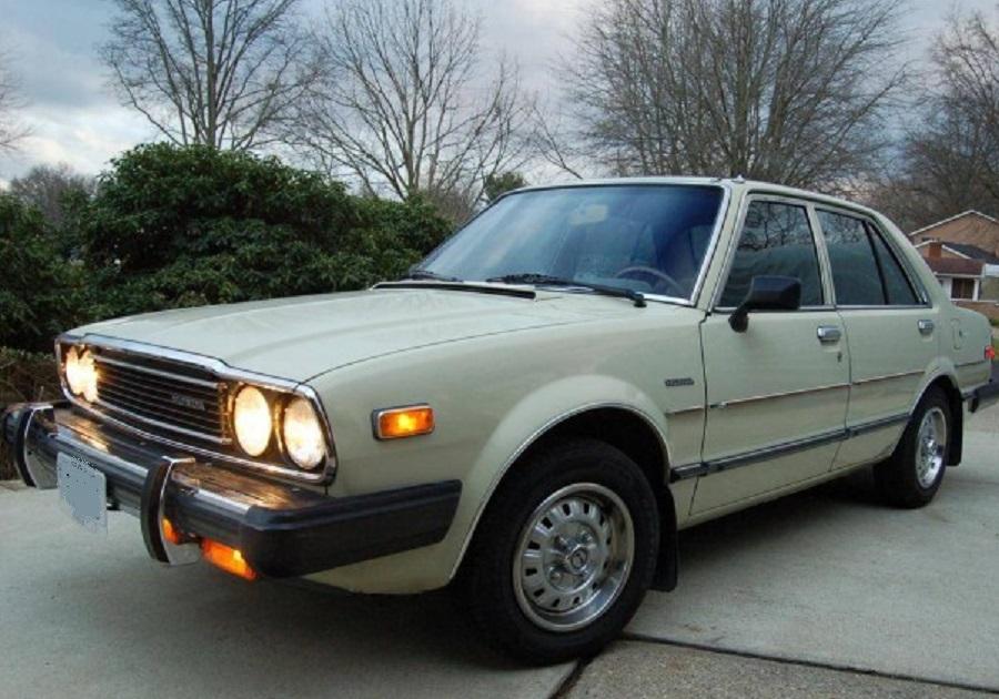 Honda Accord 1980 - Cars evolution