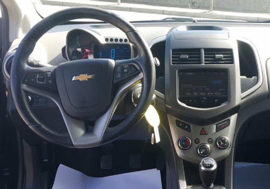 Chevrolet Aveo 2012 Cars Evolution