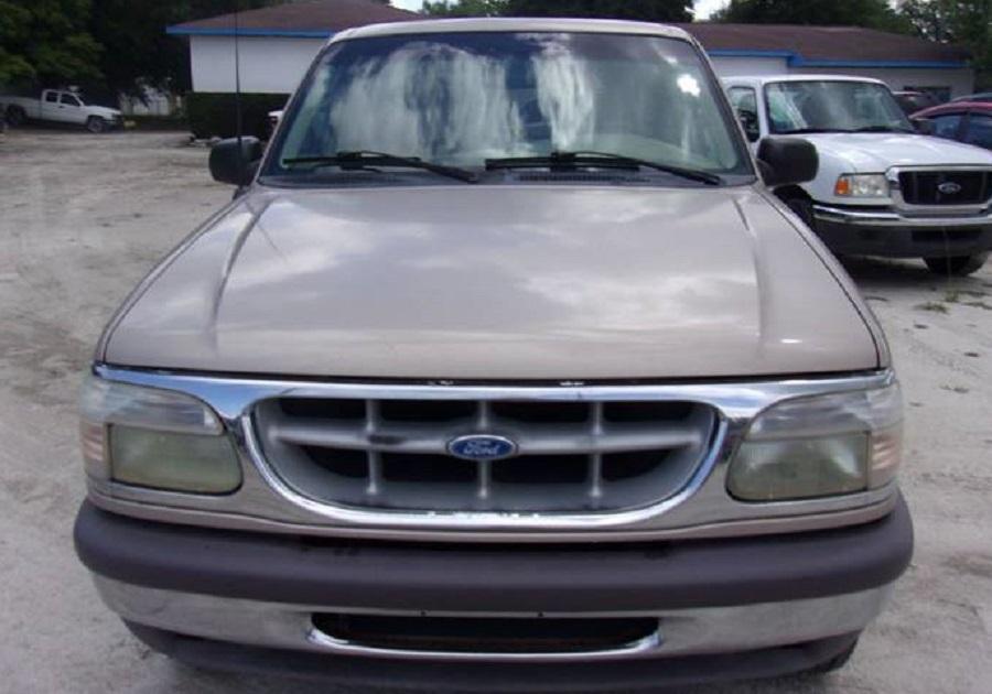 Ford Explorer 1995
