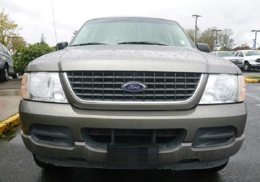 Ford Explorer 2001