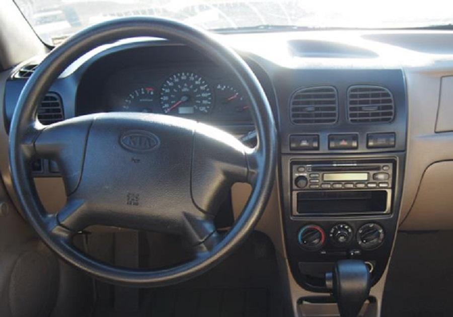Kia Rio 2000 - Cars evolution