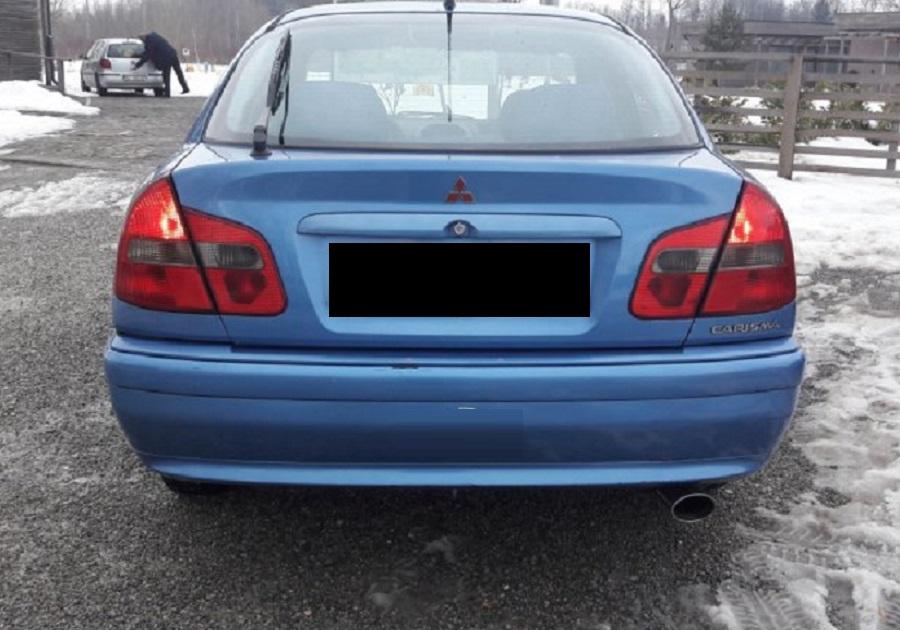 Mitsubishi Carisma 1999