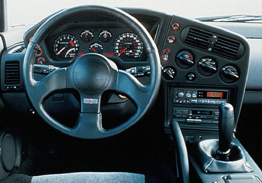 Mitsubishi Eclipse 1990