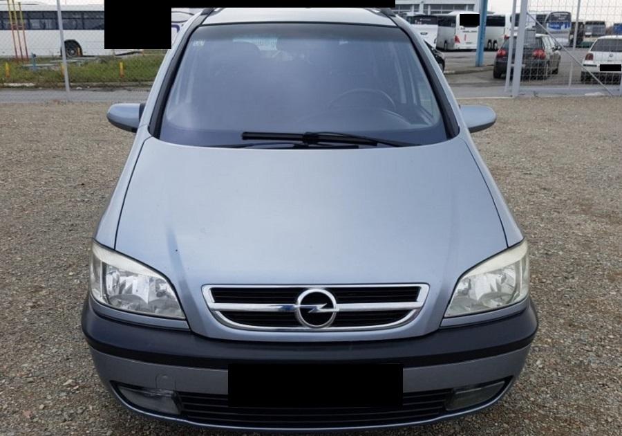 Opel Zafira 2003 Cars Evolution