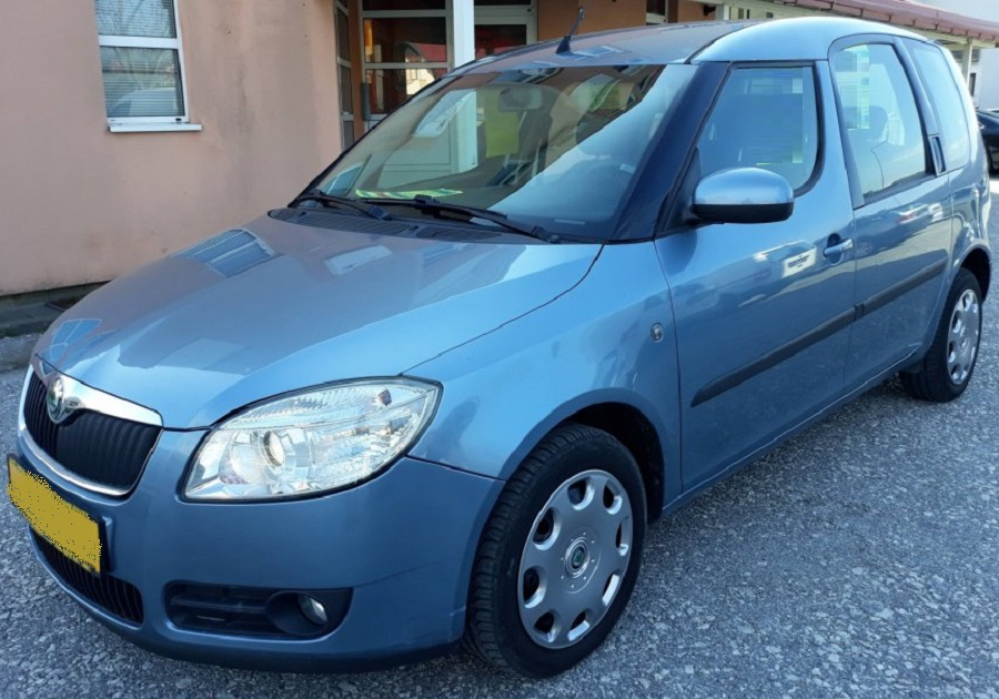 Škoda Roomster 2007