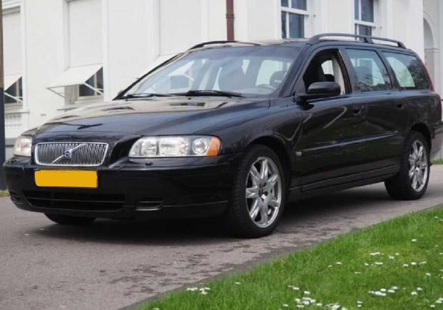 Volvo V70 2005 - Cars evolution