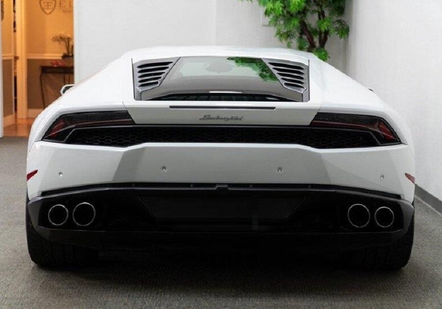Lamborghini Huracán 2014