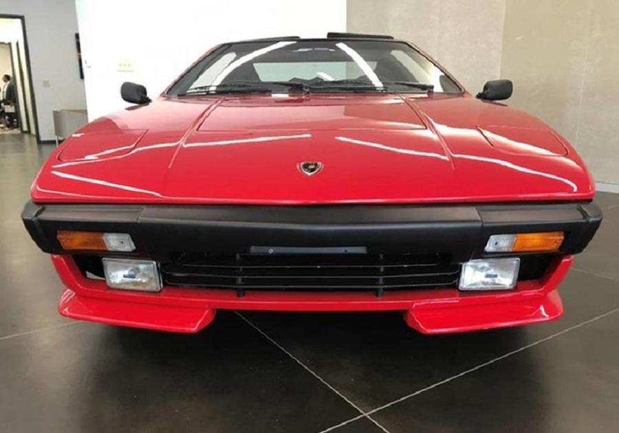 Lamborghini Jalpa 1981